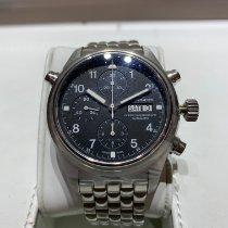 IWC Pilot Double Chronograph nuovo 2005 Automatico Solo orologio IW371319