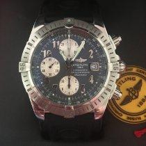 Breitling Chronomat Evolution Stahl 44mm Grau Arabisch Deutschland, Ottersweier