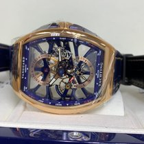 Franck Muller Vanguard V 45 S6 SQT YACHTING New Rose gold 45mm Manual winding UAE, Dubai