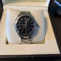 TAG Heuer Link Calibre 6 Steel 40mm Black United States of America, Pennsylvania, Upper Darby