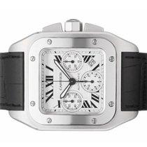Cartier Santos 100 W20090X8 2012 pre-owned