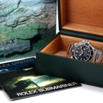 Rolex 16800 Steel 1988 Submariner Date 40mm pre-owned United States of America, California, Los Angeles