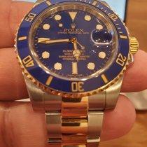 Rolex Submariner Date 116613LB 2009 nuevo