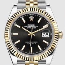 Rolex 126333 Acero y oro 2020 Datejust 41mm nuevo