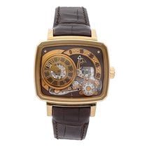 Hautlence Or rose 43mm Remontage automatique MTE002253 occasion