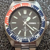 Citizen Steel 39mm Quartz 5502-F50344 pre-owned Australia, NSW