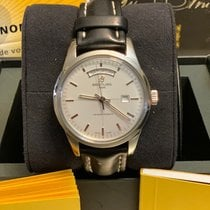Breitling Transocean Day & Date Steel 43mm Silver No numerals United States of America, Nevada, Las Vegas