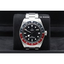 Tudor Black Bay GMT pre-owned GMT Steel