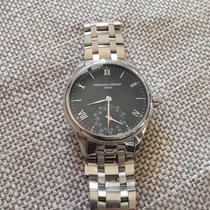 Frederique Constant Horological Smartwatch Acier 42mm Noir Romains France, Issy les Moulineaux