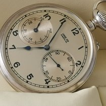 A. Lange & Söhne Silver Manual winding 59,5mm pre-owned