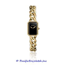 Chanel Première Yellow gold 16mm Black United States of America, California, Newport Beach