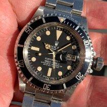 勞力士 Submariner Date 鋼 40mm 黑色 無數字