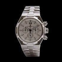 Vacheron Constantin 49150 (RO 5720) Steel Overseas Chronograph 42mm pre-owned