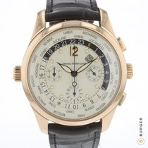 Girard Perregaux Rose gold Automatic Champagne Arabic numerals 43mm pre-owned WW.TC