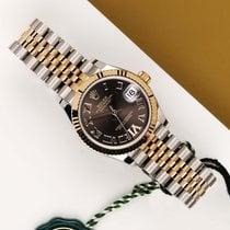Rolex Datejust 278273 Unworn Gold/Steel 31mm Automatic