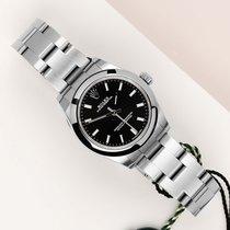 Rolex Oyster Perpetual 31 Otel 31mm Negru