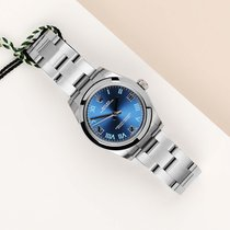 Rolex Oyster Perpetual 31 Staal 31mm Blauw Nederland, Maastricht