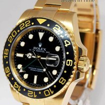 Rolex GMT-Master II 116718LN 2010 pre-owned