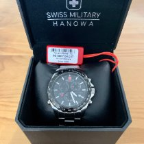 Swiss Military 10080J Unworn Steel 39mm Quartz South Africa, Cape Town