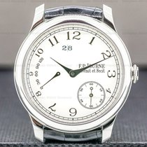 F.P.Journe Octa pre-owned 40mm Date Leather