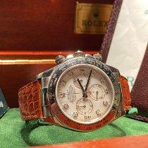 Rolex Daytona 116519 Очень хорошее Белое золото 40mm Автоподзавод Россия, 119607, Moscow
