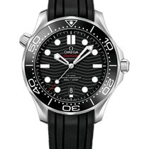 Omega Seamaster Diver 300 M Сталь 42mm Чёрный Россия, Moscow