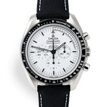 Omega Speedmaster Professional Moonwatch Steel 42mm White