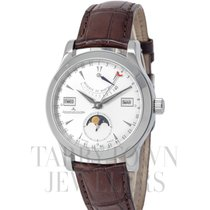 Jaeger-LeCoultre Master Calendar Steel 40mm Silver United States of America, New York, Hartsdale