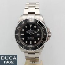 Rolex Sea-Dweller Deepsea Acciaio 44mm Nero Senza numeri Italia, Roma
