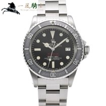 Rolex Sea-Dweller Staal 40mm Zwart