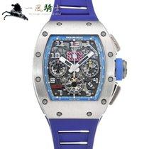 Richard Mille RM 011 Титан 49.9mm Cерый