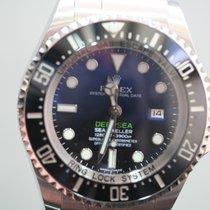Rolex Sea-Dweller Deepsea Aço 44mm Azul Sem números Portugal, Lisboa