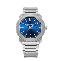 Bulgari Steel 41mm Automatic 102856 new