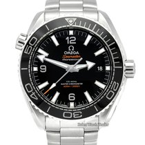 Omega Seamaster Planet Ocean Ceramic 43.5mm Black Arabic numerals United Kingdom, Manchester