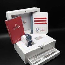 Omega new Automatic Limited Edition 41mm Steel Sapphire crystal