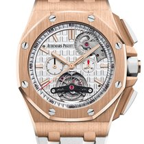 Audemars Piguet Royal Oak Offshore Tourbillon Chronograph 26540OR.OO.A010CA.01 new
