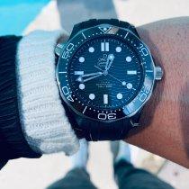 Omega Seamaster Diver 300 M occasion 43.5mm Noir Caoutchouc