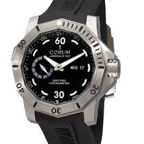 Corum 947.950.04-0371 AN12 Titanium Admiral's Cup Seafender Deep Hull 48mm new