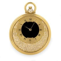 Breguet Watch pre-owned 1980 Yellow gold 43mm Roman numerals Manual winding Watch only