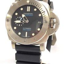 沛納海 Luminor Submersible 1950 3 Days Automatic 新的 2020 自動發條 附正版包裝盒和原版文件的手錶 PAM01305