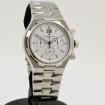 Vacheron Constantin 49150 Steel Overseas Chronograph 42mm pre-owned