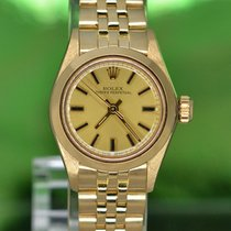 Rolex 6718 Oro amarillo 1982 Oyster Perpetual 26 26mm usados