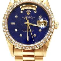 Rolex Day-Date 36 36mm Azul