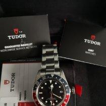 Tudor Black Bay GMT occasion Noir Acier