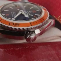 Omega Seamaster Planet Ocean Acier 45mm Noir France, paris