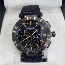 Michel Herbelin Newport (submodel) new 2020 Quartz Watch with original box and original papers 37688