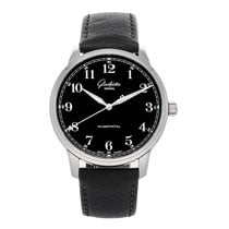 Glashütte Original Senator Excellence Steel 40mm Black Arabic numerals United States of America, Pennsylvania, Bala Cynwyd