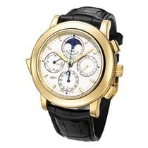 IWC Grande Complication Yellow gold 42.2mm White United States of America, Connecticut, Greenwich