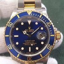 Rolex Submariner Date 16613 Ottimo Oro/Acciaio 40mm Automatico Italia, Torino