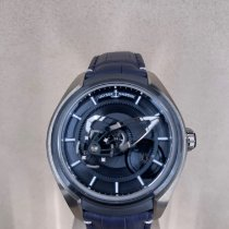 Ulysse Nardin nouveau Remontage automatique Aiguilles luminescentes 43mm Titane Verre saphir